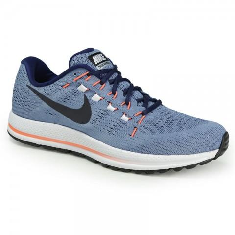 226e8d1c1bd Tênis Nike Air Zoom Masculino Vomero 12 863762-403 - Azul Laranja - Botas  Online Femininas