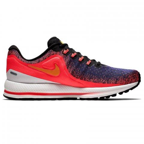 hot sale online 34744 1001e Tênis Nike Air Zoom Vomero 13 Feminino 922909-483 - Marinho Laranja Neon -  Botas Online Femininas, Masculinas e Infantis   Mundodasbotas.com.br