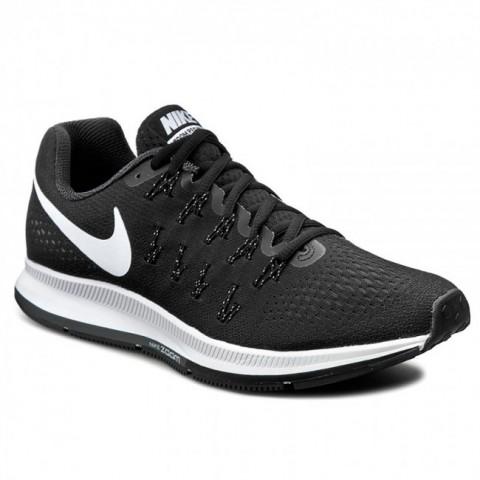 f0e74e4d0c7 Tênis Nike Masculino Air Zoom Pegasus 33 831352-001 - Preto Branco - Botas  Online Femininas