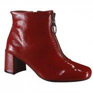 971d2447a Bota Feminina Usaflex Ankle Boot
