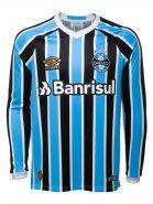 7bdb0d6b0e Camisa Manga Longa Umbro Grêmio Oficial 1 2018 (Fan/Sn)