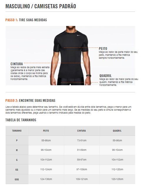 b3ba9c836 Camiseta Térmica Nike Pro Cool Masculina 703088-010 - Preto - Botas ...