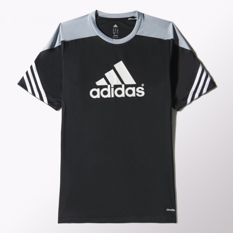 b1b131218b Camiseta Adidas Treino Sere 14 F49700 - Preto - Botas Online ...