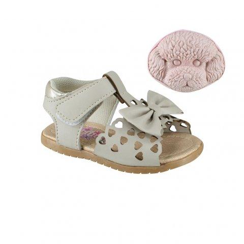 Sandália Brink Jully Baby (Com Brinde) Infantil 165.002
