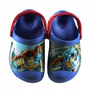 Babucha Crocs Boys Creative Superman Infantil