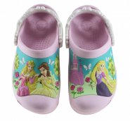 Babucha Crocs Disney Princess Dreams Bloom Infantil