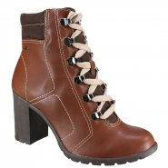 516dc7416c Bota Dakota Ankle Boot Feminina