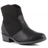 Bota Feminina Ankle Boot Piccadilly