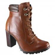 48eec3ffe65 Bota Via Marte Meia Pata Ankle Boot 16-6904 - Telha (Nobuck) - Botas ...