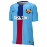 7367b9a436 Camisa de Treino Infantil Nike FC Barcelona