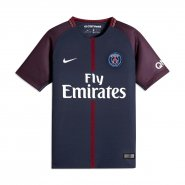 Camisa Infantil Nike Paris Saint Germain Stadium Home 2017/18