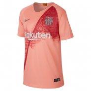 2369127be12ee Camisa Juvenil Nike Barcelona 3 2018 19 Stadium Away