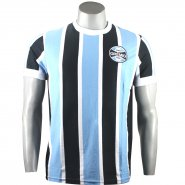 Camiseta Grêmio Retro 1972 Natural Cotton Masculina