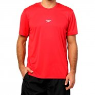 Camiseta Speedo Basic Interlock UV 50+