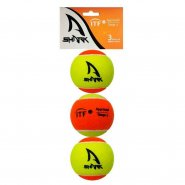 Kit 3 Bolas Beach Tennis Shark