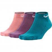 133b12e25e Kit C  Meias Femininas Nike Performance Cotton (Tamanho 34 ao 39)