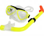 Kit de Mergulho Tinos Com Máscara e Snorkel Junior Poker