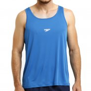 Regata Masculina Speedo Basic Interlock