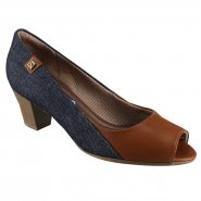 Sapato Piccadilly MaxiTherapy Peep Toe