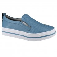 Tênis Quiz Flatform Slip On