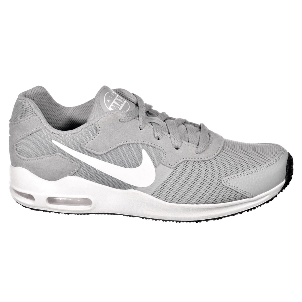 844129e5c Tênis Masculino Nike Air Max Guile 916768-001 - Cinza Branco - Botas ...
