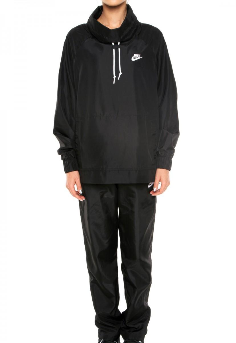 c16f4aa260efb Amplie a imagem. Agasalho Feminino Nike Sportwear Track Suit Wove  Agasalho  Feminino Nike ...