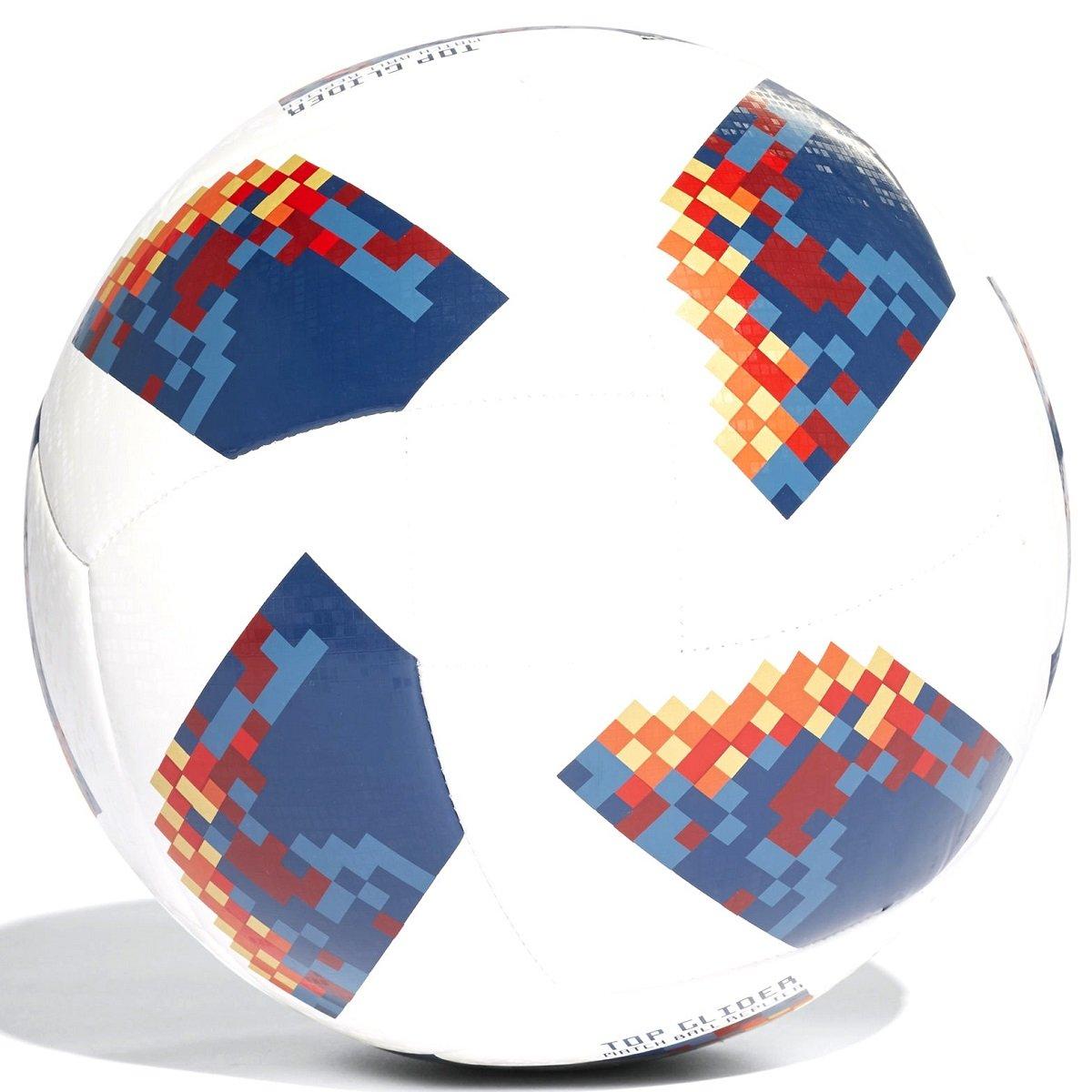 7e3d7dc4331d7 Passe o mouse para ver detalhes. Amplie a imagem. Bola Adidas Russia FIFA World  Cup 2018 ...