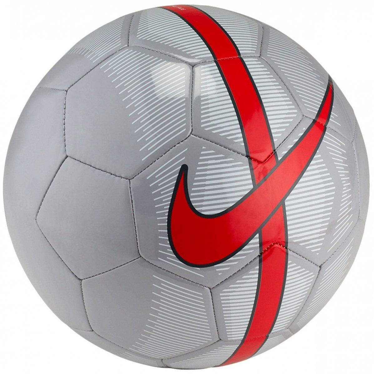 878e919d9b05c Bola Campo Mercurial Fade Nike SC3023-013 - Cinza Vermelho - Botas ...