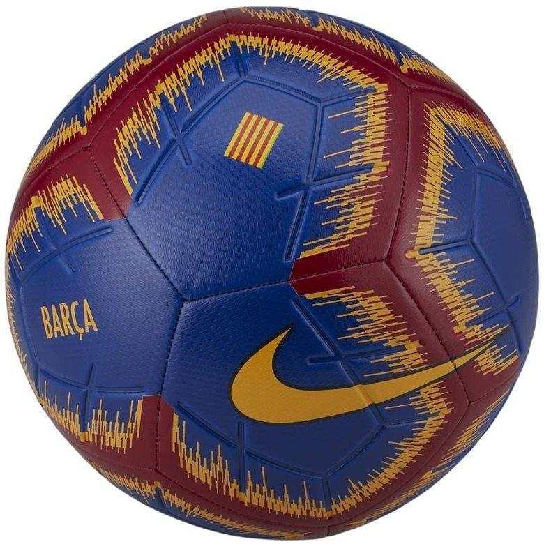 210f28bb4f Bola Campo Nike FC Barcelona Strike SC3365-455 - Marinho Vermelho ...
