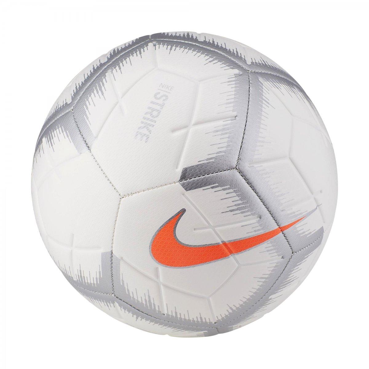 ac188e5a61 Bola Campo Nike Strike Event Pack SC3496 100 - Branco - Botas Online ...