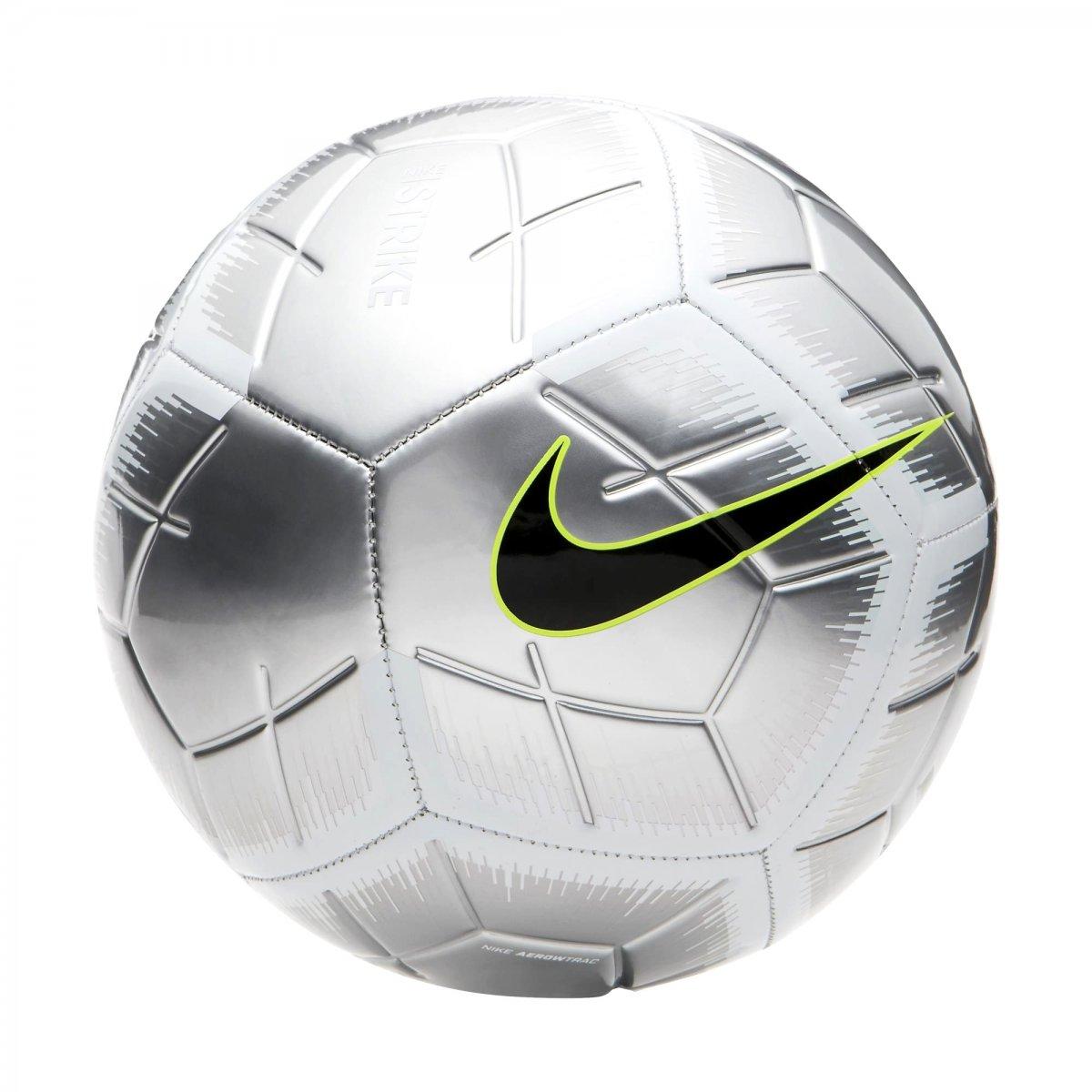 95332d8b4 Bola Campo Nike Strike Event Pack SC3496 026 - Prata - Botas Online ...