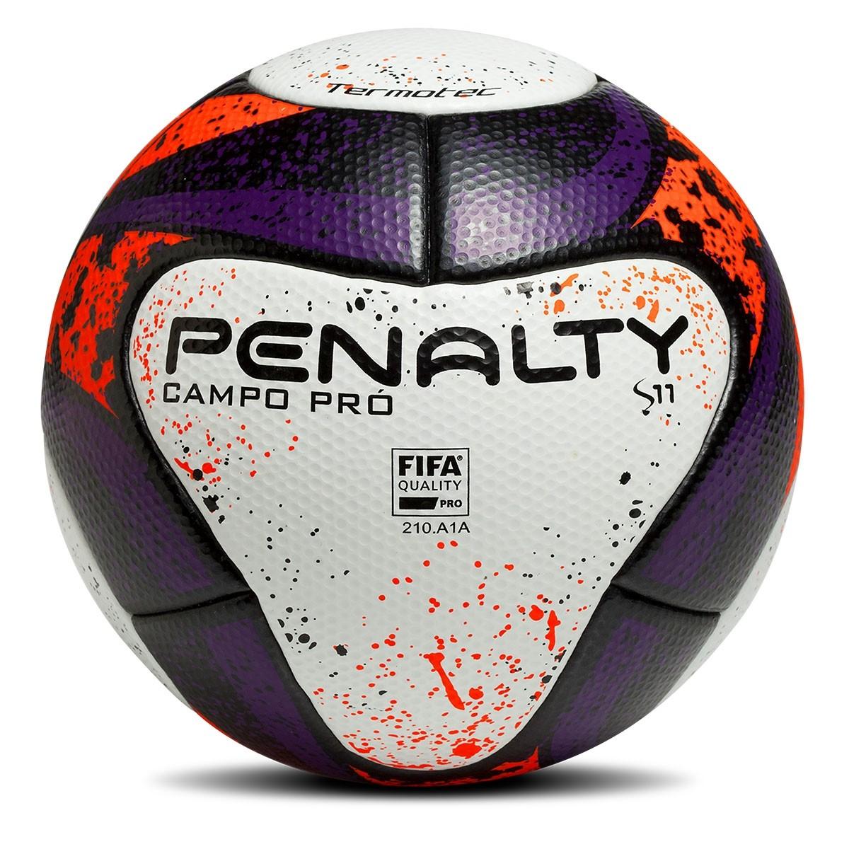 Bola Penalty Campo Gauchão 2017 S11 Pró 541430.1170 - Branco - Botas ... 56349f12ceac2