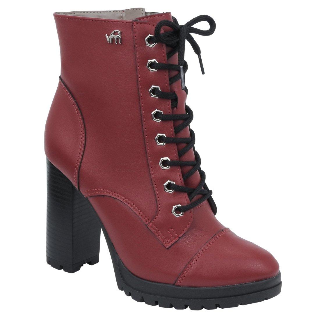 d149cd4b0 Bota Ankle Boot Via Marte 18-903 - Barolo (Napa) - Botas Online ...