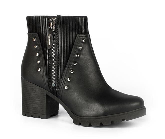 d1a5d3d15 Bota Dakota Ankle Boot Feminina G0722 0001 - Preto (Garland/Kumaris ...