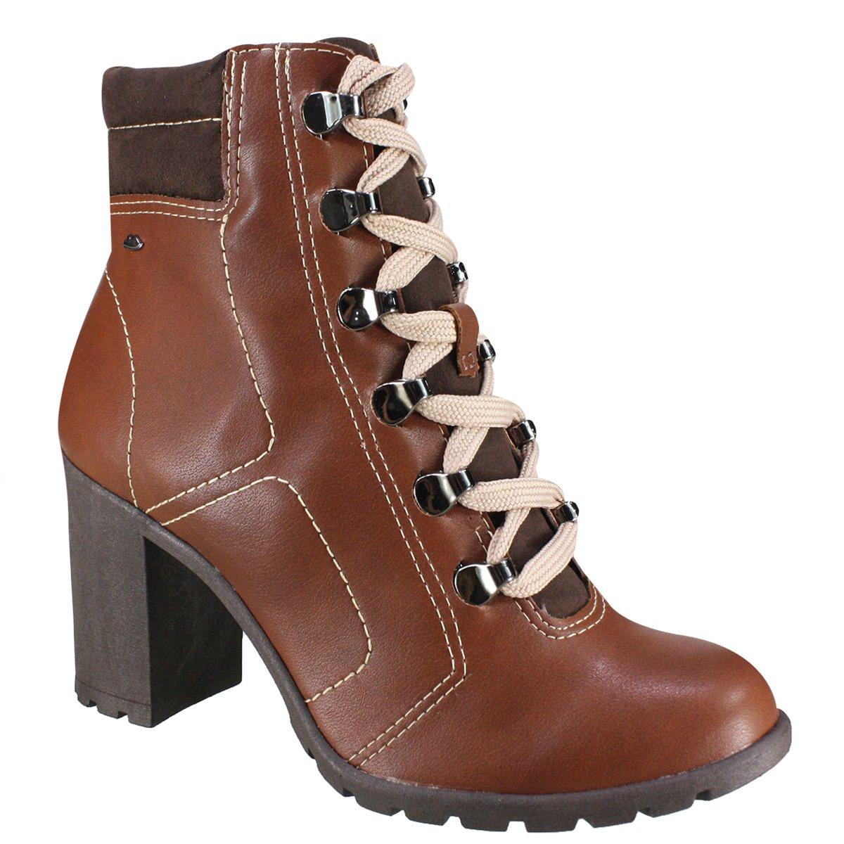 a52738dc8 Bota Dakota Ankle Boot Feminina G1261 0005 - Castanho (Vezelay/Nitra ...