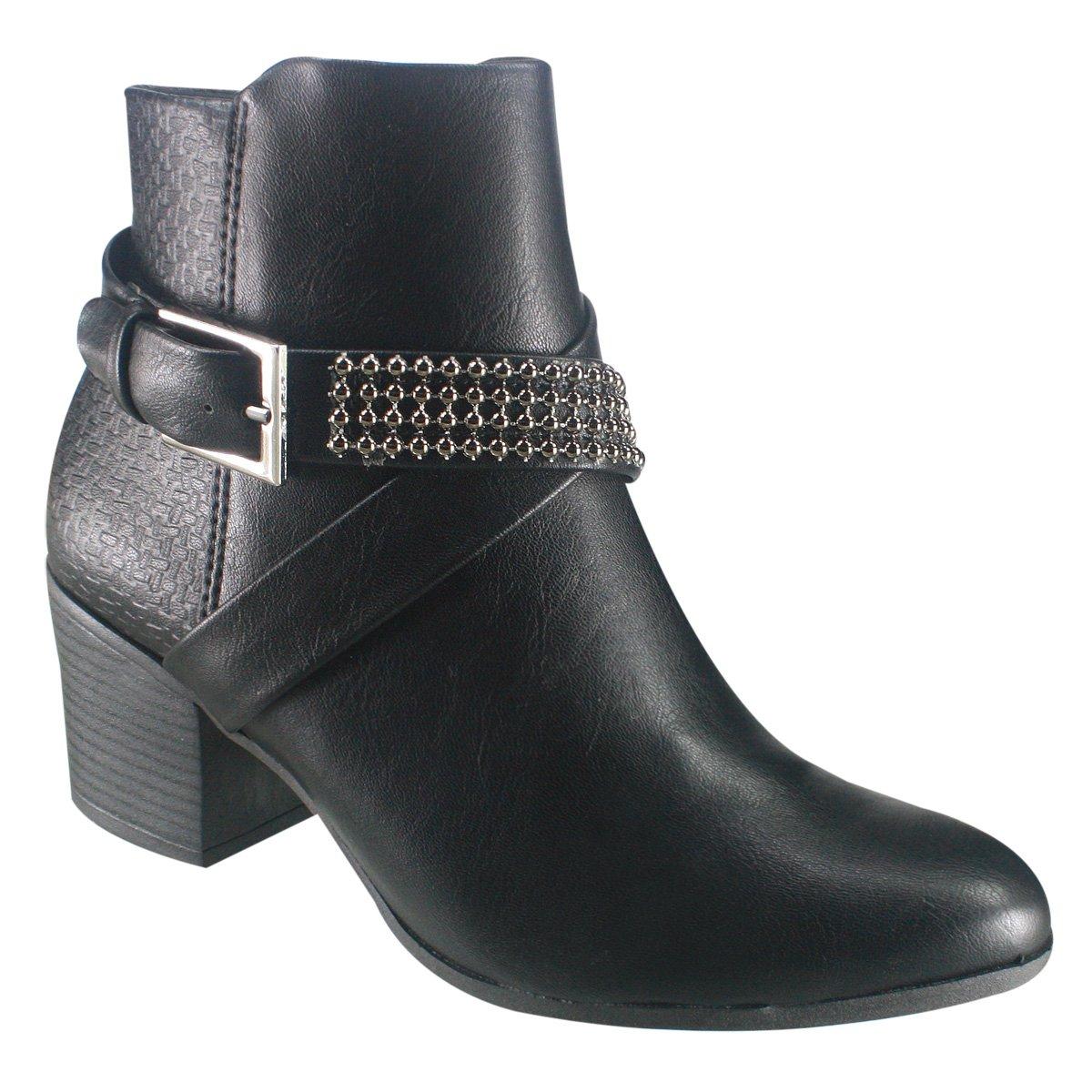 c1994cdbf Amplie a imagem. Bota Feminina Ramarim Ankle Boot; Bota Feminina Ramarim  Ankle Boot 2; Bota Feminina ...