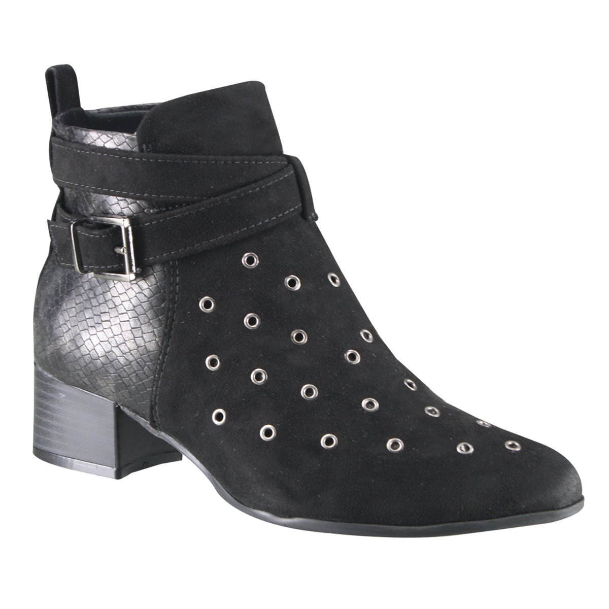 Bota Ramarim Total Comfort Ankle Boot 17-59102