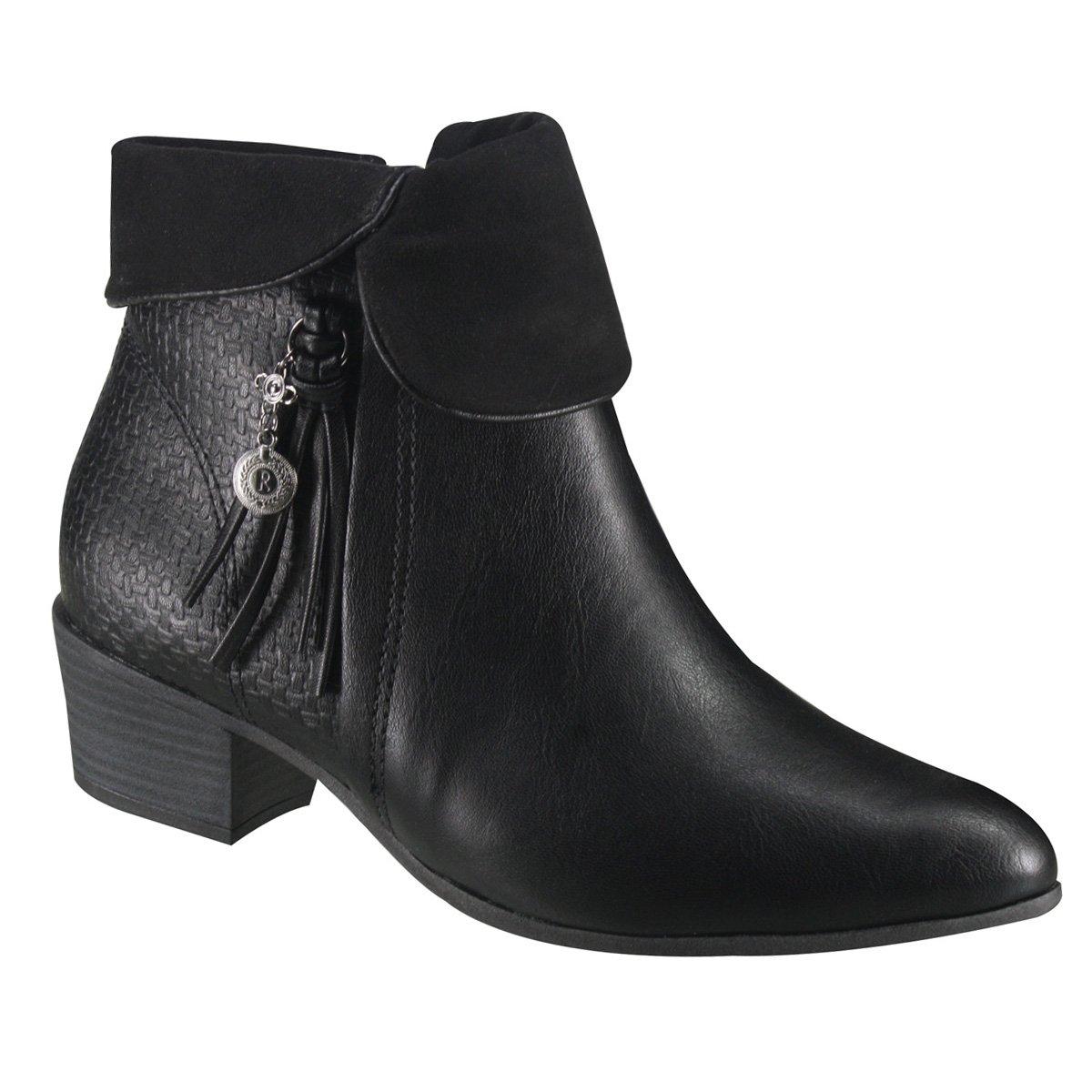 Bota Ramarim Total Comfort Ankle Boot 18-58105 000002 ...