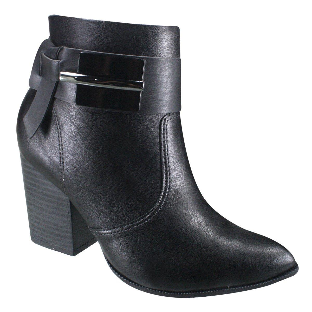 1d0dc4464 Amplie a imagem. Bota Ramarim Total Comfort Ankle Boot Feminina; Bota  Ramarim Total Comfort Ankle Boot Feminina ...