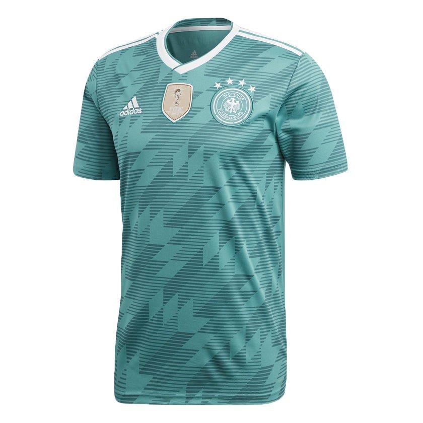 a32d8b7e2b Amplie a imagem. Camisa Adidas Oficial Alemanha II 2018  Camisa Adidas  Oficial Alemanha II 2018