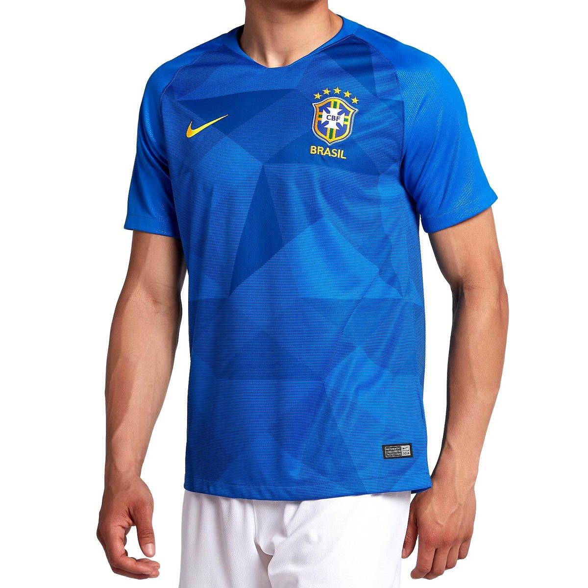 Huérfano Condicional manual  Camisa Masculina Nike Brasil II 2019/20 Torcedor 893855-453 - Azul - Botas  Online Femininas, Masculinas e Infantis   Mundodasbotas.com.br