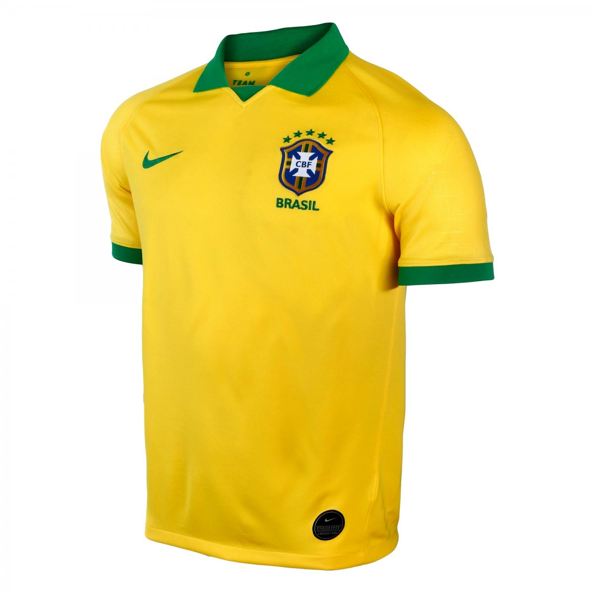 860395cf8c16b Amplie a imagem. Camisa Nike Brasil Comemorativa Copa América 2019 ...