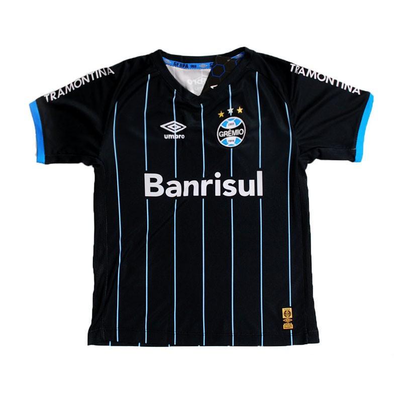 42083aa35b248 Passe o mouse para ver detalhes. Amplie a imagem. Camiseta Infantil Umbro Grêmio  2015