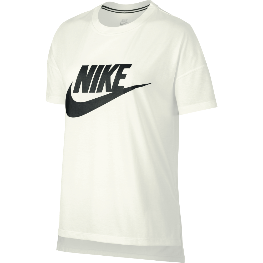 0298dd1dcc213 Passe o mouse para ver detalhes. Amplie a imagem. Camiseta Nike Signal  Feminina ...