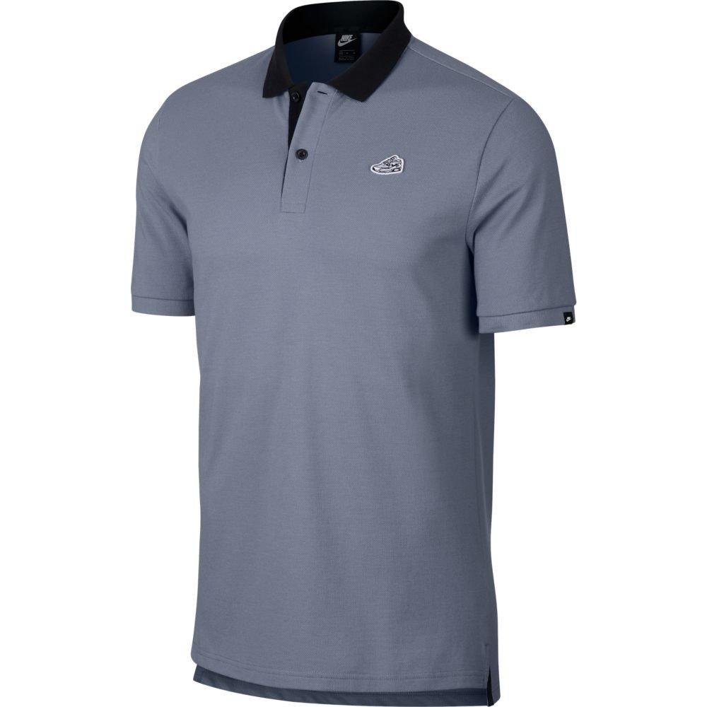 Passe o mouse para ver detalhes. Amplie a imagem. Camiseta Polo Masculina  Nike Piquet ... 95df7f7a3964a