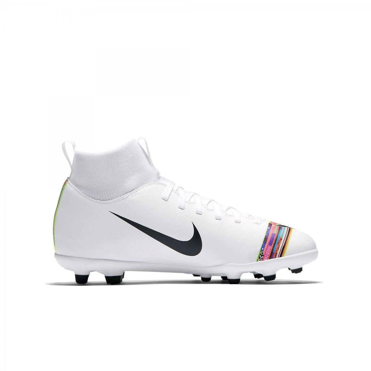 3980879f30 Chuteira Campo Infantil Nike Superfly 6 Club FG MG AJ3115-109 ...
