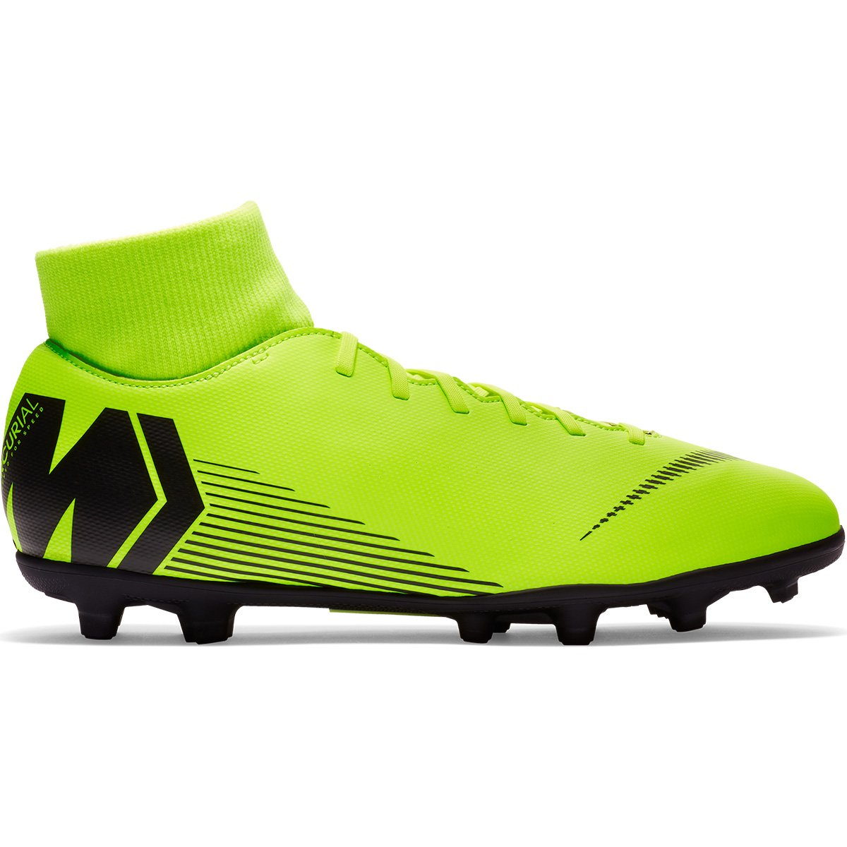 Amplie a imagem. Chuteira Campo Nike Mercurial Superfly 6 Club  Chuteira  Campo Nike Mercurial ... 9bdb1bbd7ba89