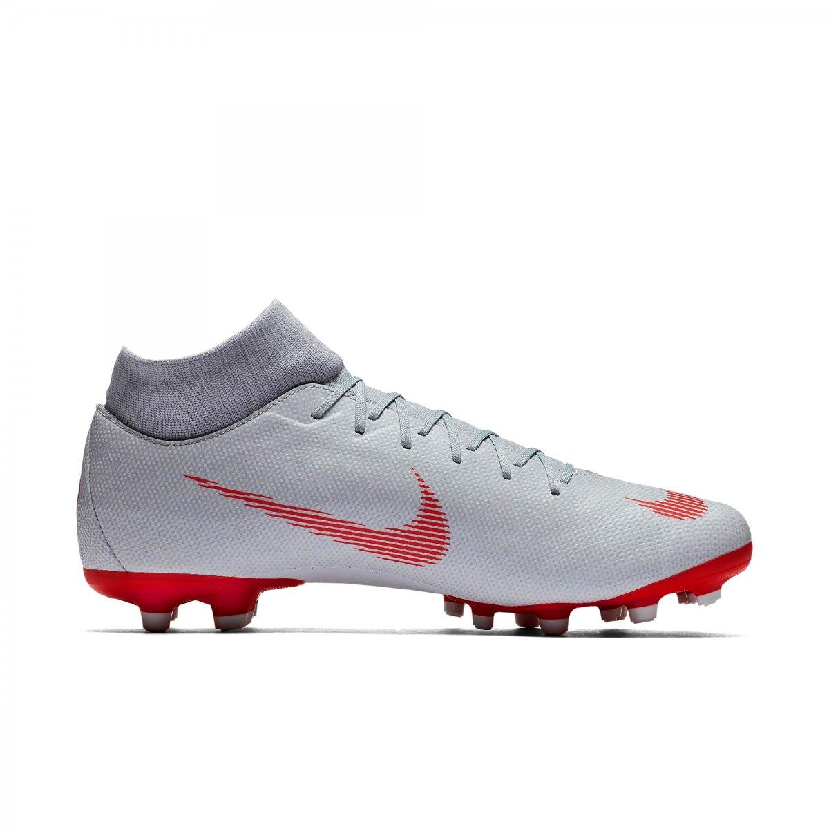 Amplie a imagem. Chuteira Campo Nike Mercurial Superfly VI Academy  Chuteira  Campo Nike Mercurial ... 9e1b06b399577