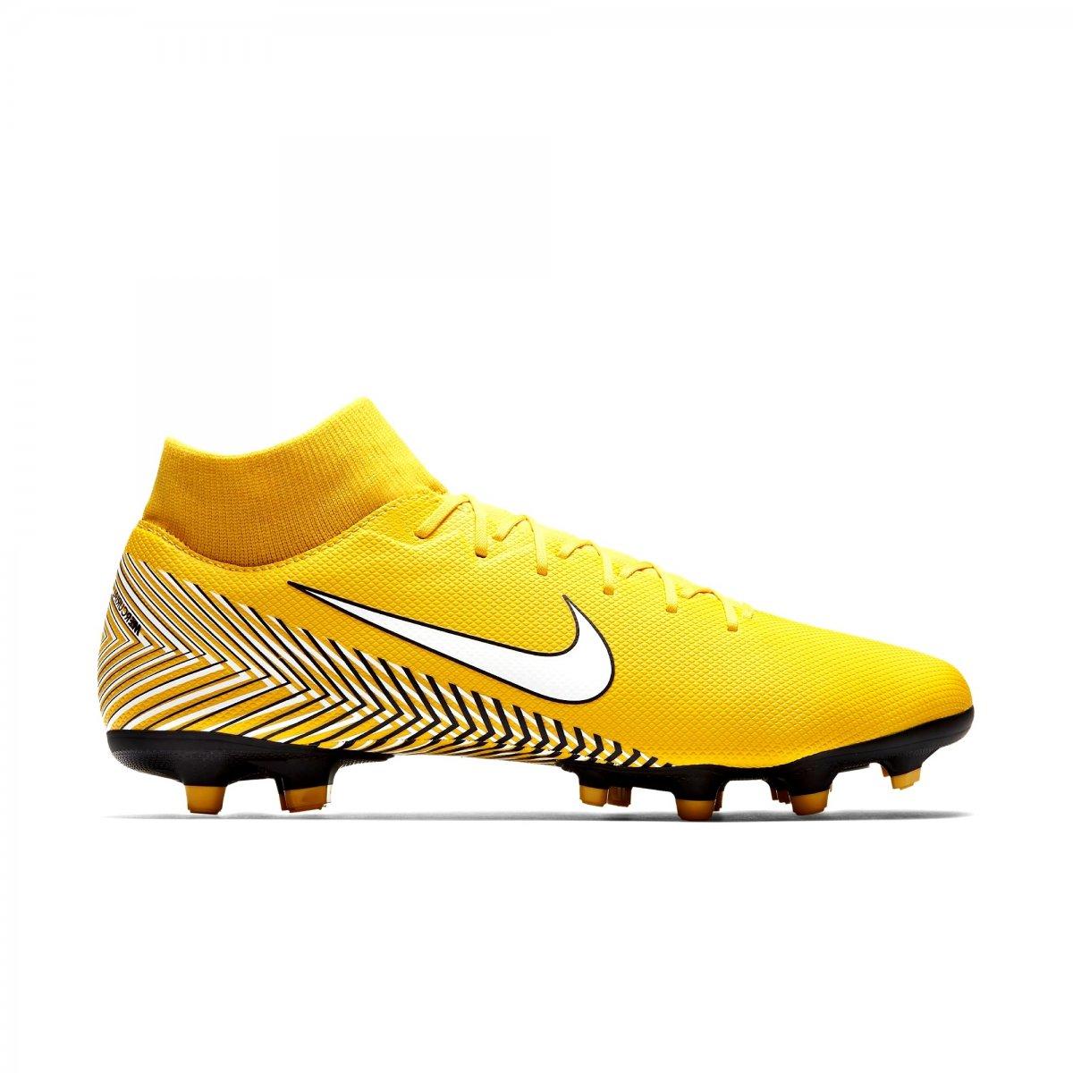 bcb762bd866ff ... Chuteira Campo Nike Mercurial Superfly VI Academy Neymar. Passe ...