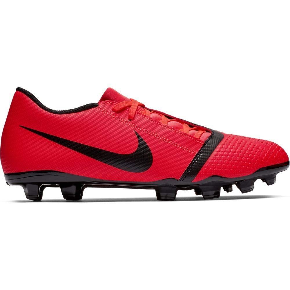 04ec9792f1 Chuteira Campo Nike Phanton Venom Club AO0577-600 - Vermelho Preto ...